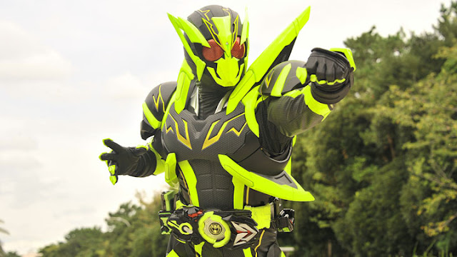 Kamen Rider Zero-One Episode 13 Subtitle Indonesia - Zero-One
