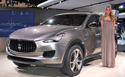 2018 Maserati Levante Price, Specs, Interior, Powertrain