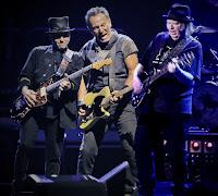Nils Lofgren, Bruce Springsteen, Neil Young