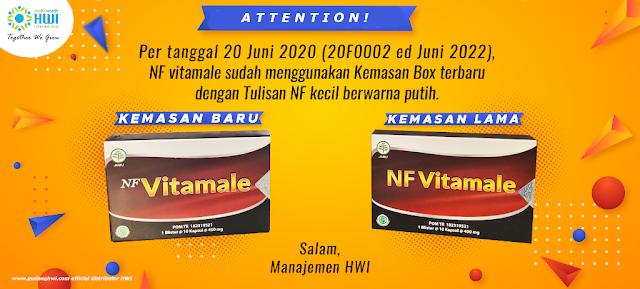 NF Vitamale kemasan baru
