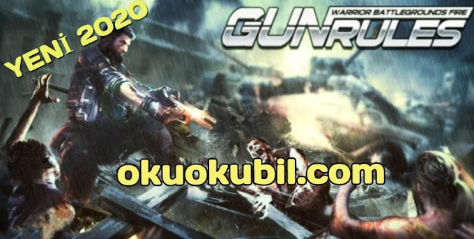 Gun Rules Warrior Battlegrounds v1.1.4 Sınırsız Para Hileli Mod Apk İndir 2020