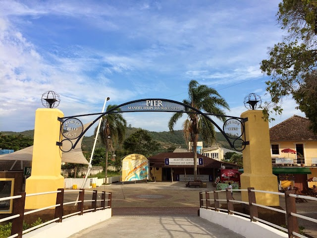 Pier Turístico de Porto Belo