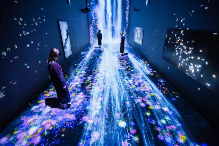 Цифровая инсталляция