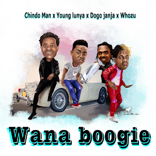 (New Audio)   Chindo Man Ft Dogo Janja, Whozu & YoungLunya - WANA BOOGIE   Mp3 Download (New Song)