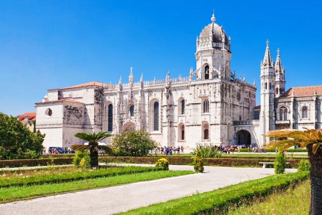 Mosteiro dos Jerónimos (Distrito de Lisboa)