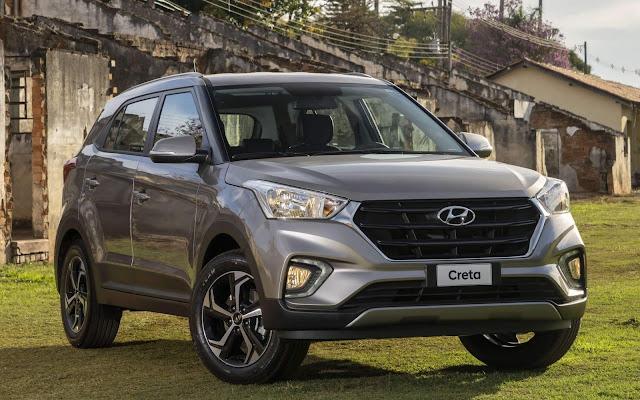 Hyundai Creta 2021 1.6 Automático