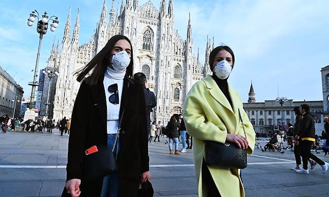 Coronavirus en Italia News