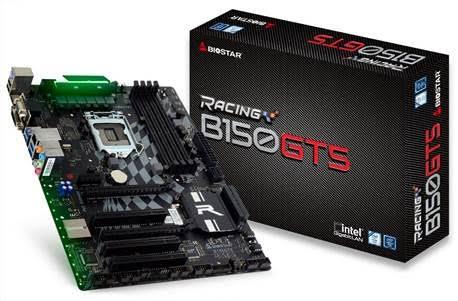 BIOSTAR RACING B150GT5 Motherboard