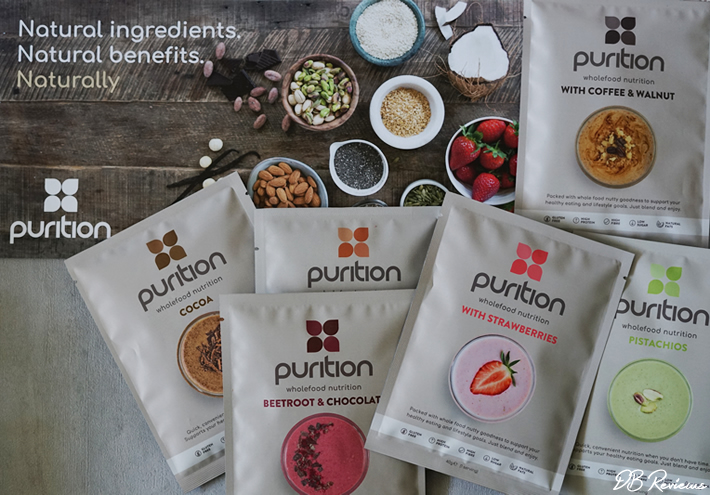 Purition Protein Powders
