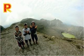 Pendakian Kawah Gunung Kelud