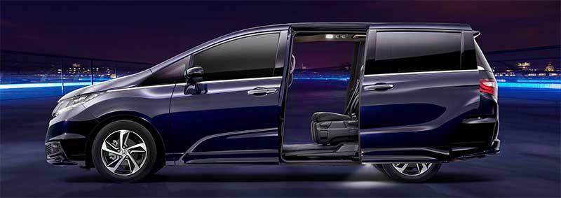 Honda Odyssey Bekas Bandung