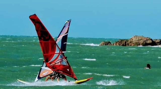 www.viajaportodoelmundo.com   Windsurfing en Mallorca