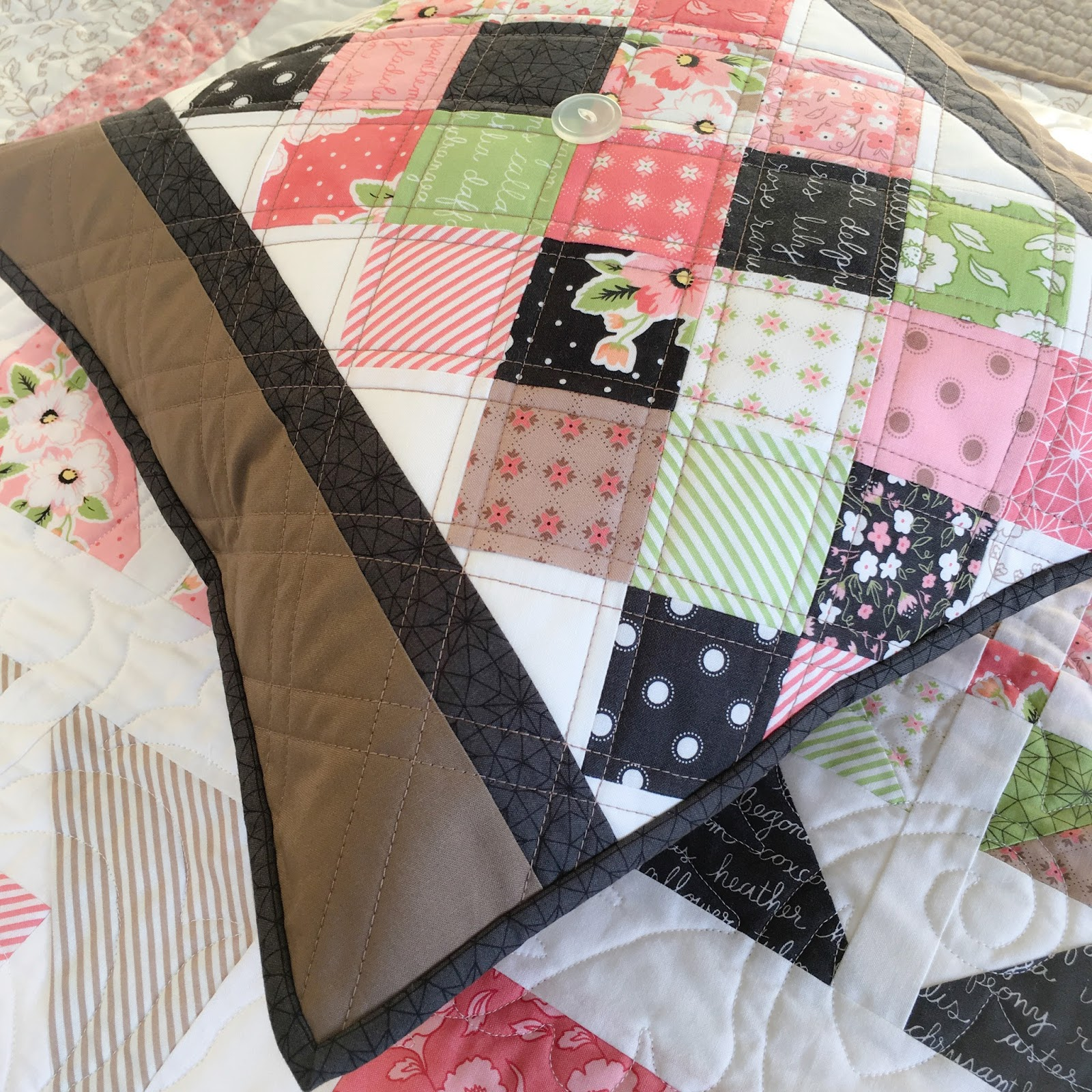Carried Away Quilting: Mini Charm Pack Tutorial: