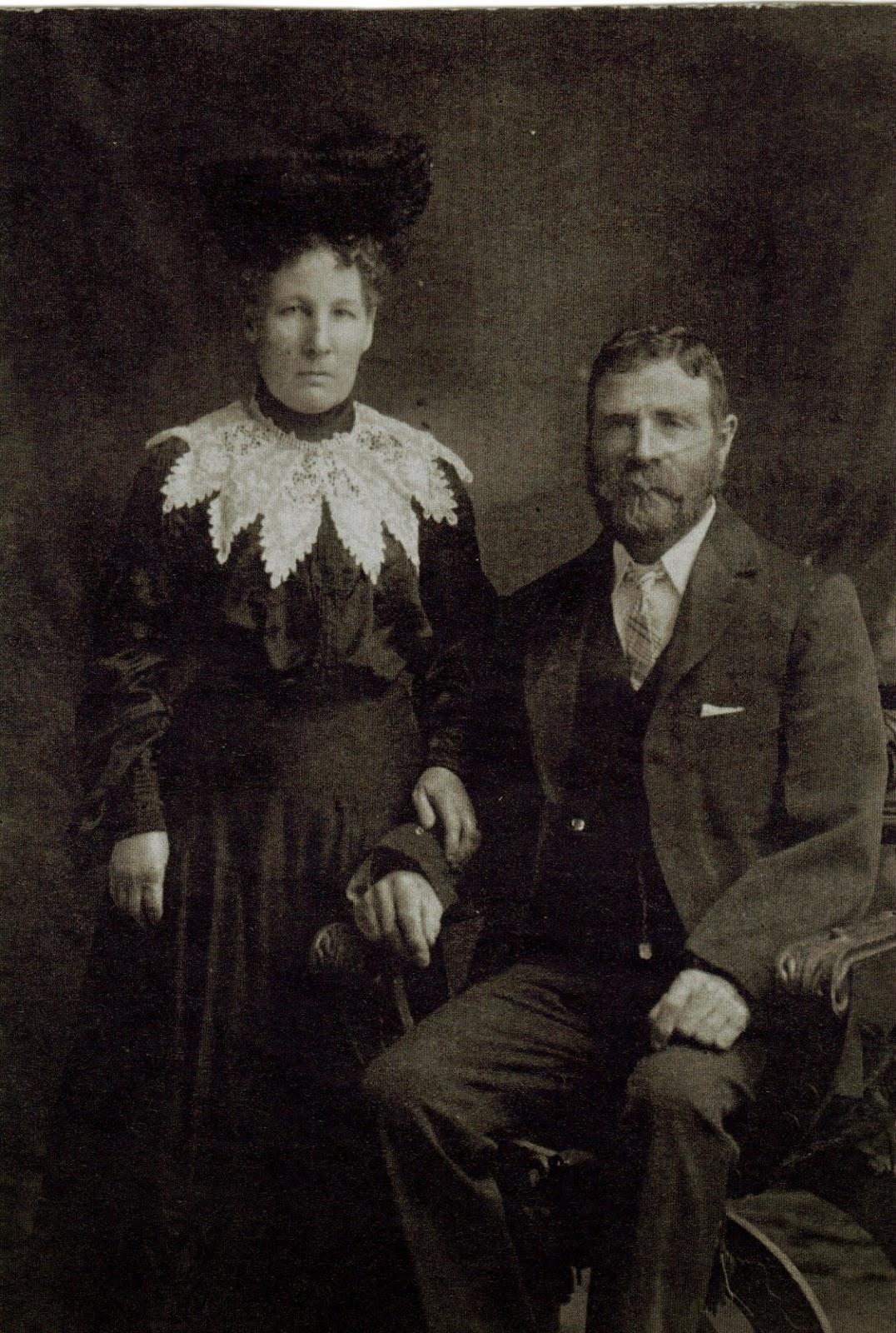 Georgie's Genealogy: The Reyland Family