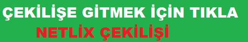 NETFLİX ÇKEİLİŞİ
