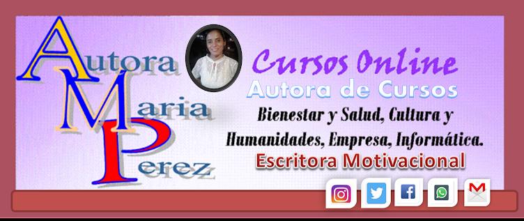 Autora Perez Maria de los Ángeles
