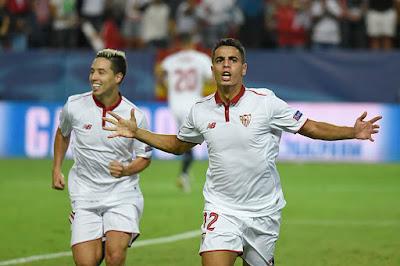 Crónica Sevilla FC 1 - Olympique de Lyon 0