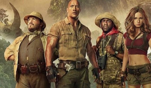 Jumanji 2: Release date of the movie on Netflix?