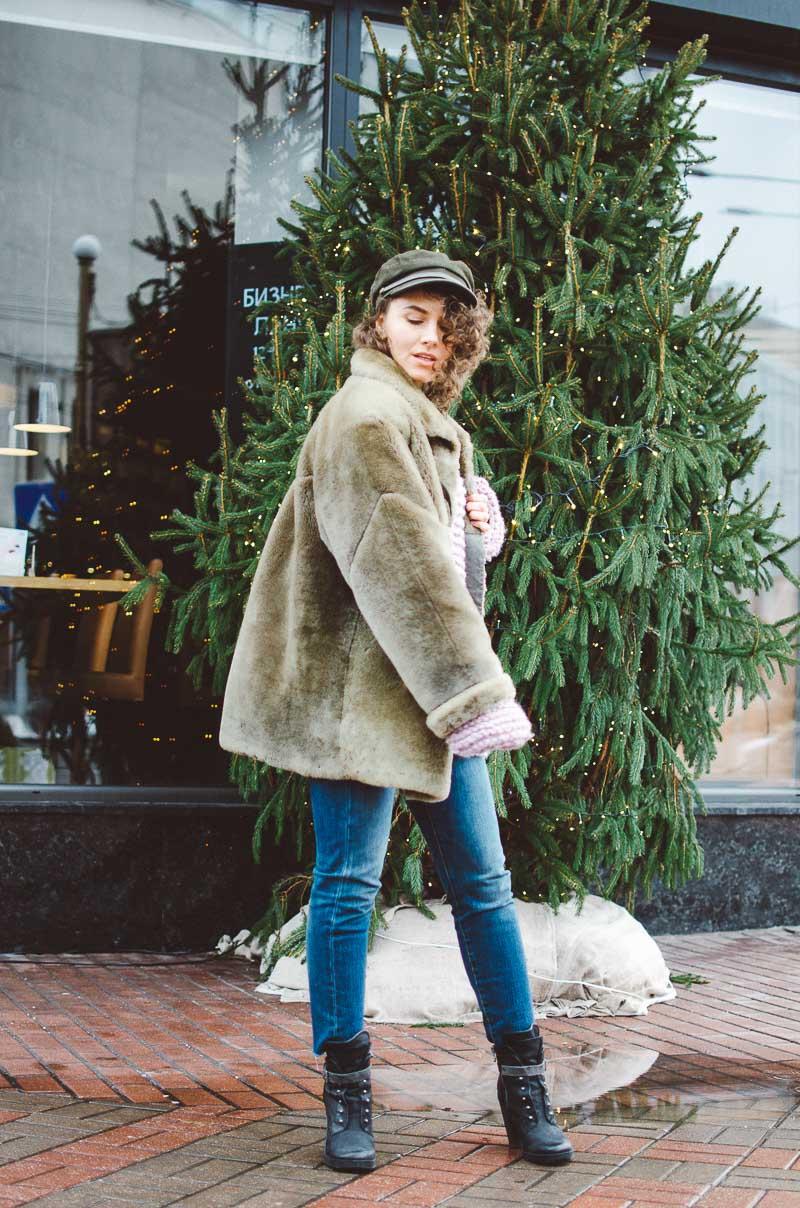 что надеть зимой быть стильной
