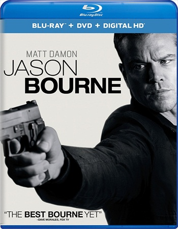Jason Bourne 2016 English BluRay Movie Download
