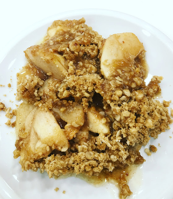 apple crumble recipe, apple recipe, the best apple recipe, apple crumble