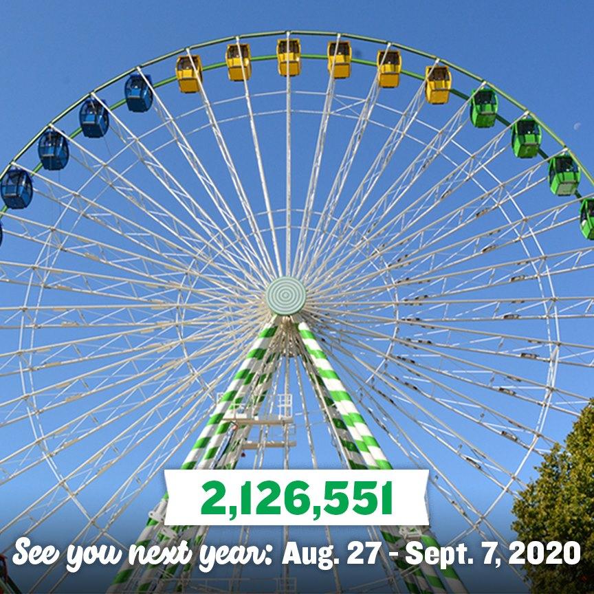 Mn State Fair Park And Ride 2020.Minnesota State Fair Memories