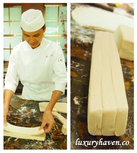 flaky crust mooncake making media workshop