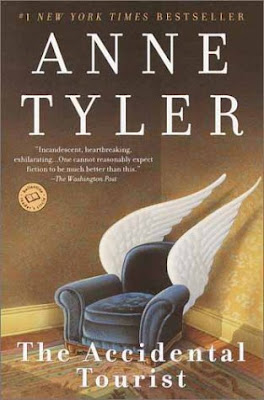 The Accidental Tourist by Anne Tyler cover