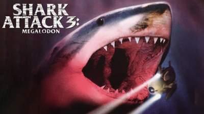 Shark Attack 3 (2002) Hindi Dubbed 480p Dual Audio HD