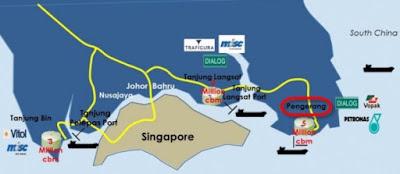 Petronas Rapid pengerang