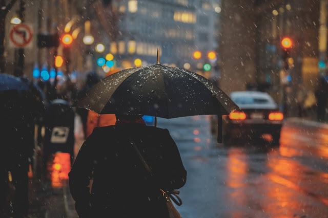 बरसात कैसे होती है?