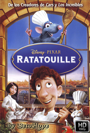 Ratatouille [1080p] [Latino-Ingles] [MEGA]