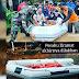 Perahu Karet untuk Evakuasi Korban Banjir Disita Aparat, Logo FPI Akhirnya Dilakban