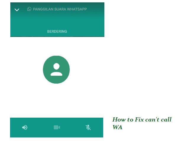 Fitur memanggil telepon via aplikasi chat 5+ Tutorial Jitu Mengatasi Tidak Bisa Melakukan Panggilan Whatsapp