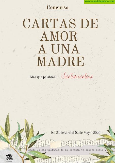 """El Ayuntamiento de Los Llanos de Aridane convoca el concurso de redacción """"Cartas de amor a una madre"""""""