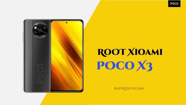 كيفية عمل روت لهاتف بوكو  POCO X3 وفتح البوت لودر:  خطوة بخطوة