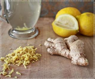 Gengibre e Limão
