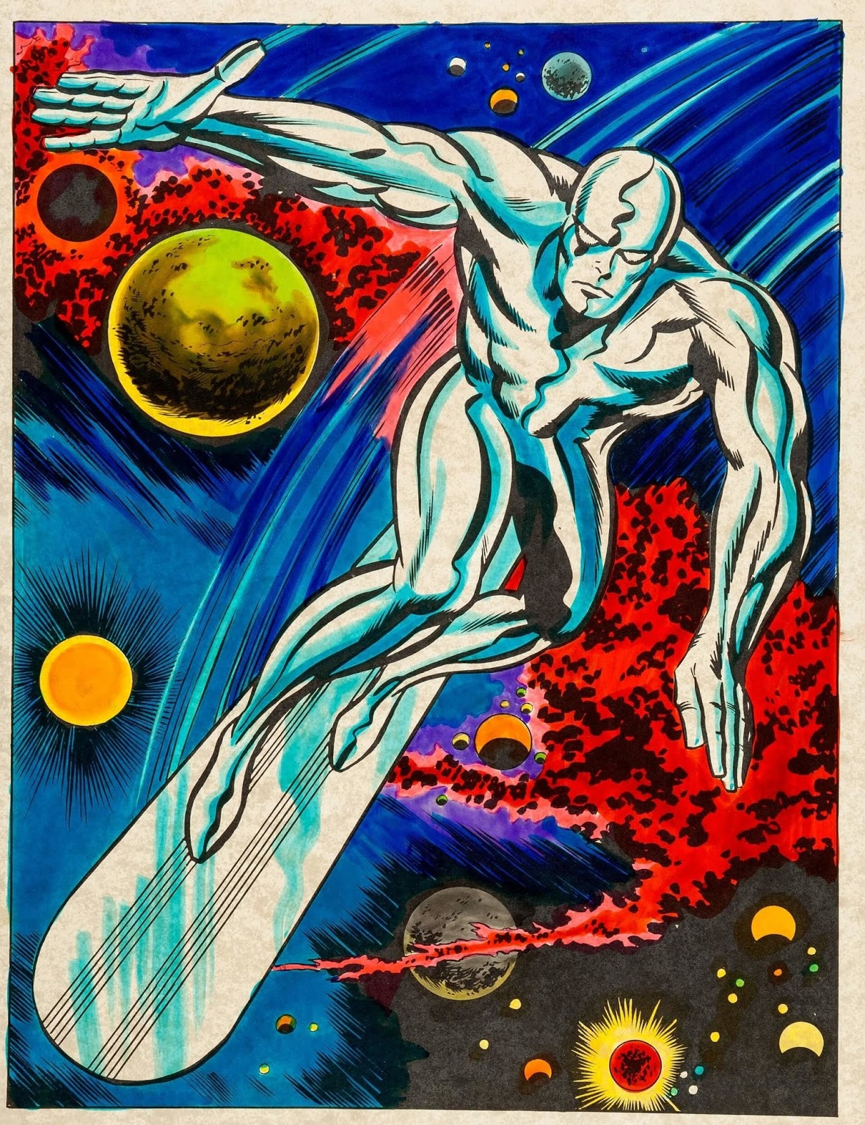 capns comics fantastic four 50 cover by jack kirby