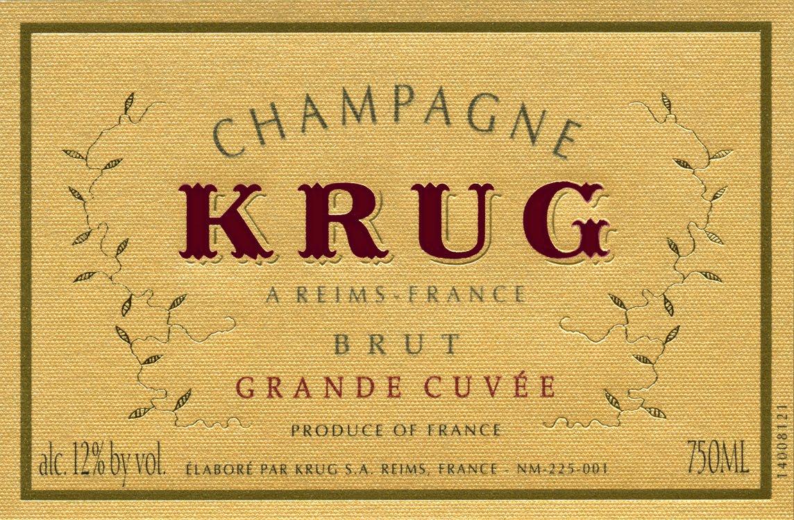 Grande Cuvée, chez Krug