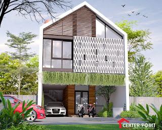 Jasa Arsitek di Bali - Rumah Minimalis Modern Minimalist House Home Fasade 10