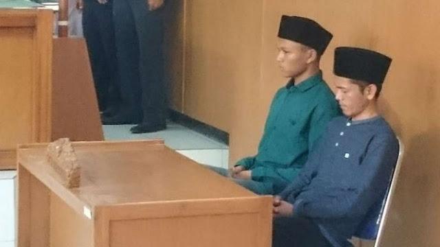 Dua Pembakar Bendera di Garut Dihukum Penjara 10 Hari
