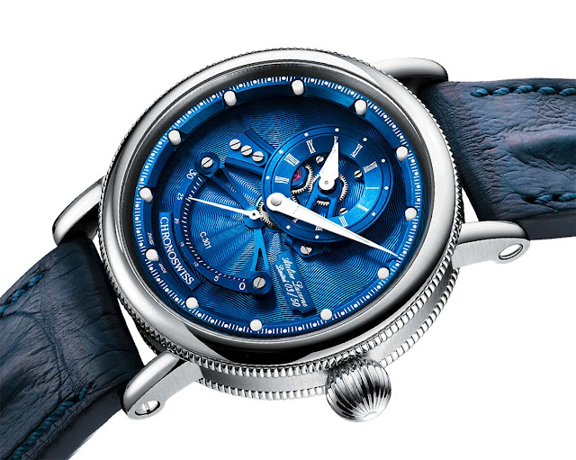 Chronoswiss Open Gear ReSec Big Wave