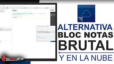 Brutal Alternativa a Bloc de Notas - Descargar QOwnNotes Gratis Ultima Versión