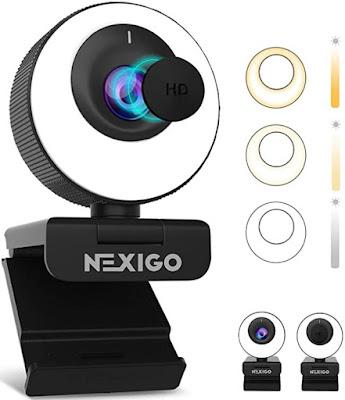 Nexigo N960E Webcam