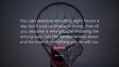 Michael Jordan Quotes About Practice