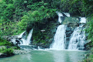 Curug 7 Bidadari  | wonderful Indonesia