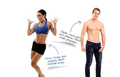 bodyweight burn program