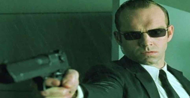 What is the name of the Antagonist in The Matrix?