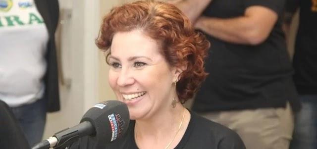 Carla Zambelli diz que fez o pedido após filho ser alvo de ameaças