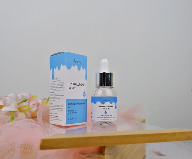 review langsre hydraluronic serum indonesia